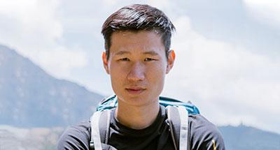Cheng-Cheng Li, Graduate Student, Department of Political Science, UH Mānoa
