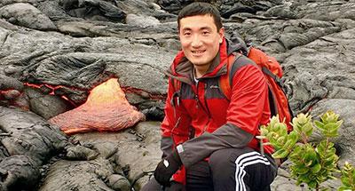 Owen Shieh, Graduate Student, Department of Political Science, UH Mānoa