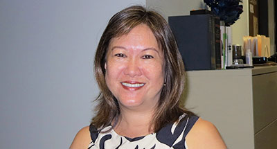 Laurie Onizuka, Staff, Department of Political Science, UH Mānoa