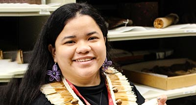 Randizia Crisostomo, Graduate Student, Department of Political Science, UH Mānoa