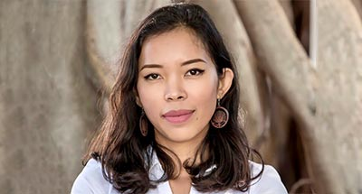 Soksamphoas Im, Graduate Student, Department of Political Science, UH Mānoa