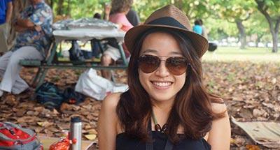 Hana Kim, Graduate Student, Department of Political Science, UH Mānoa