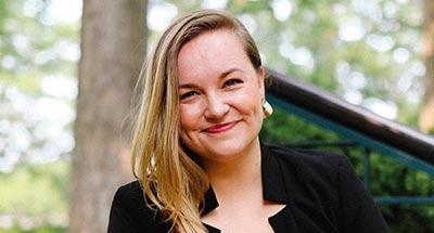 Sara Saastamoinen, Graduate Student, Department of Political Science, UH Mānoa