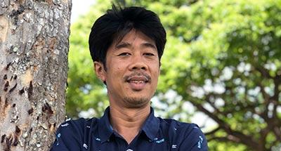 Saveun Nhim, Graduate Student, Department of Political Science, UH Mānoa
