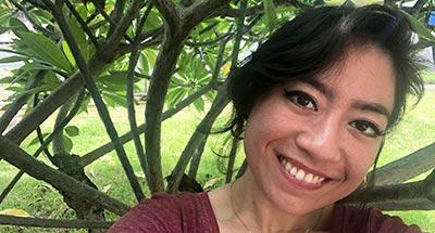 Alyssa Purcell, Graduate Student, Department of Political Science, UH Mānoa